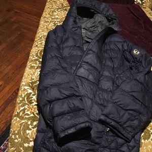 Full Length Michael Kors Winter Coat